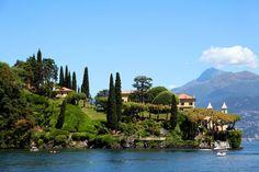 Conoce los tres lagos italianos mas grandes: Lago de Como