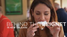 Beignets in New Orleans are the Real Deal