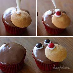 Sobie cupcakes