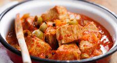 Veau aux olivesVoir la recette >>