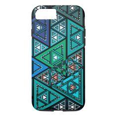 Triangles 2 iPhone 7 case