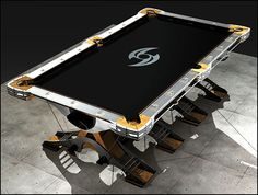 Pinterest the world s catalog of ideas - Most expensive pool table ...