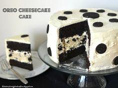 Family, Food, and Fun: Oreo Cheesecake Cake
