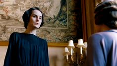 """""""Of course. It's Valentine's Day."""" ~ Lady Mary.  #DowntonAbbey"""