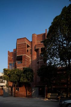 The Defense Colony Residence, New Delhi, 2011 - Vir.Muller architects, Phot (C) Andre J. Fanthome