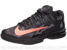 on sale 53243 286a0 Nike Lunar Ballistec 1.5 LG Black Lava Men s Shoe