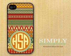 Aztec simply case iphone