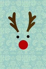 Image result for reindeer wallpaper iphone