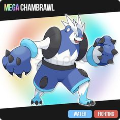 009 Mega Chambrawl by zerudez