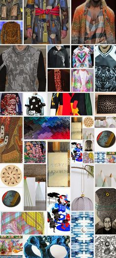 patternprints journal: MONTHLY VISUAL INDEX - JANUARY 2015