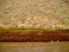 Prăjitură cu nucă și ness Biscuit, Banana Bread, Sandwiches, Cheesecake, Homemade, Cookies, Desserts, Food, Simple
