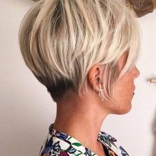 Short Hairstyle 2018 - 4