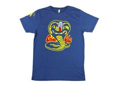 THE KARATE KID: COBRA KAI DOJO Mens Fit Movie T-Shirt