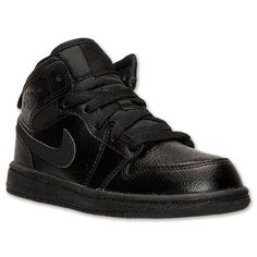 designer fashion 3b223 95fa7 Boys  Preschool Air Jordan 1 Mid Basketball Shoes - 640734 030   Finish  Line Jordan
