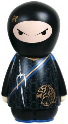 Ukido ninja warrior Takao represents honor http://www.cukismos.com/en/2011/04/the-world-of-kokeshi-dolls/