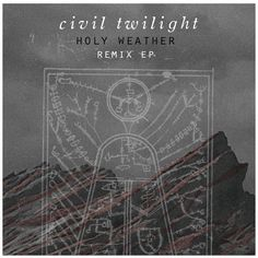 "Check out this review of Civil Twilight's new ""Holy Weather"" Remix EP! ""...This is no ordinary remix album, though…when we found out that long-time favorites Ra Ra Riot got a hold of Civil Twilight's 'River', our ears perked up..."""