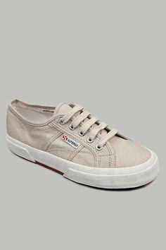 Superga - Linen Sneaker