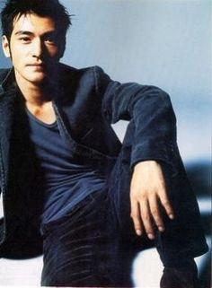 takeshi kaneshiro- talented, intelligent and handsome! <3 him!