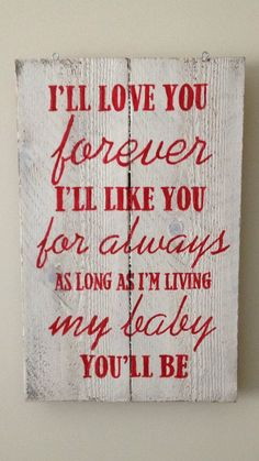 Custom Wood Sign by SouthernPoise on Etsy, $50.00 Gonna need this in a future playroom since I recite this book to my son all the time!