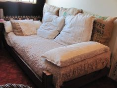 DIY Couch/Bed