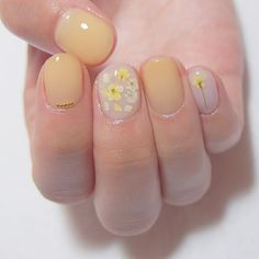 Cute Acrylic Nails, Cute Nails, Pretty Nails, Korean Nail Art, Korean Nails, Nail Manicure, Gel Nails, Nail Polish, Gel Manicure Designs