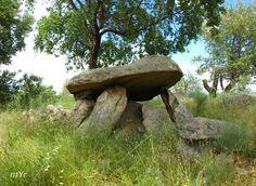 Anta da Laje dos Frades- S. Antonio das Areias - Portalegre - Portugal