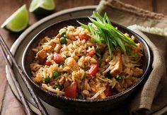 Healthy Thai Fried Rice - SunRice