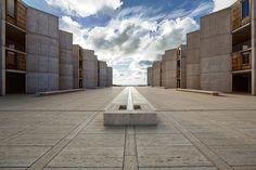 Louis Kahn - Salk Institute, 1965