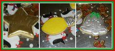 Sugar Cookies 2014 #holidaybaking #sugarcookie #royalicing #decoratedcookies  www.heaveninhellcakes.com Holiday Baking, Royal Icing, Cookie Decorating, Gingerbread Cookies, Sugar Cookies, Cake, Desserts, Food, Gingerbread Cupcakes