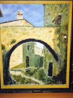 Pera tallada  en Girona