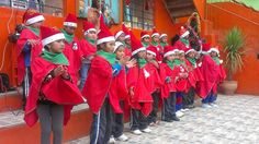A #Kindergarten in #Cusco, one of our #volunteer projects.
