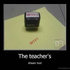 For Your Everyday Troll Teacher Teacher Humor I know a few teachers who wld love to use this :) Teacher Humour, Teaching Humor, Teacher Memes, Funny Teachers, Teacher Sayings, Teaching Reading, Teaching Ideas, Math Sayings, Awesome Teachers