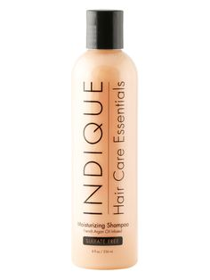Cleanse and condition your hair extensions or natural hair with INDIQUE Moisturizing Shampoo. Hair extension shampoo for black hair and weaves. Dry Hair Ends, Deep Conditioning Treatment, Best Virgin Hair, Frizz Control, Wet Hair, Curly Hair, Long Hair, Moisturizing Shampoo