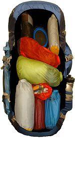 Préparer, organiser, remplir et faire son sac à dos pour un long voyage : liste et conseils backpacker pour bien empaqueter ses affaires dans son sac à dos