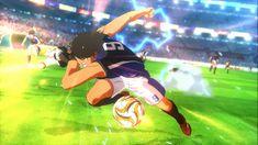 3d Dragon Tattoo, Bandai Namco Entertainment, Good Soccer Players, Captain Tsubasa, New Champion, Samurai, European Soccer, Japan, Cartoon