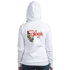 764d53ce52ed Glee Photos Fitted Hoodie on CafePress.com Cancer Awareness
