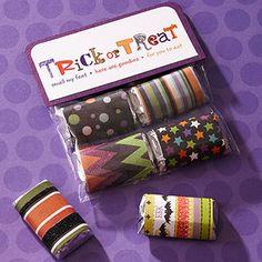 Mini Candy Bar Treat Bag