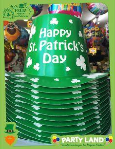 #SanPatricio #PatricksDay
