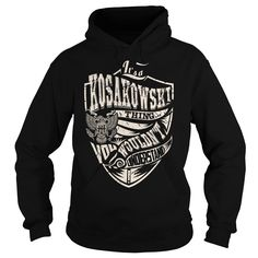 [Best stag t shirt names] Its a KOSAKOWSKI Thing Eagle Last Name Surname T-Shirt Shirt design 2016 Hoodies, Tee Shirts