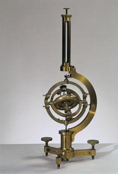 Gyroscope | Musée des arts et métiers