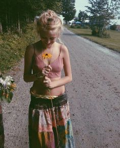 Hippie Girl.