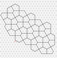 non regular pentagon tessellations | Eric Gjerde