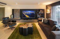 LIVING ROOM / BY RSG INTERIOR DESIGN