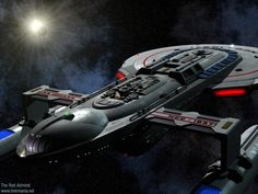 futuristic battleships | Star Trek Props: Remen Pistols