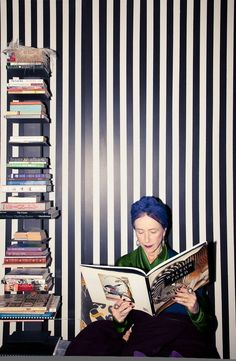 Reading time. http://www.thecoveteur.com/beatrix-ost/