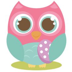 Daily Freebie 4-16-14: Miss Kate Cuttables--Easter Owl SVG cutting file cute owl…