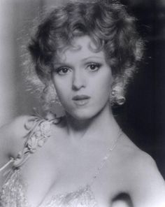 Bernadette Peters (born february 28, 1948) American actress, singer and children's book author from Ozone Park, New York.