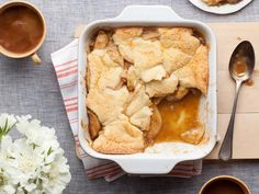 Pear and Apple Cobbler #ThanksgivingFeast