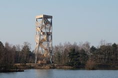 Viewing Tower Lommel / Ateliereen Architecten