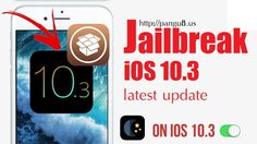 Jailbreaking latest iOS versions is more difficult than previous iOS versions such as iOS 7 and iOS 8 platforms, but CydiaPro team is the only team that we know so far who is successful in hacking iOS 10 versions, However, we cannot found any untethered jailbreak solution for any iOS 10 versions. Here is the latest iOS 10.3 Jailbreak status